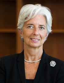 Christine Lagarde is a Vegetarian
