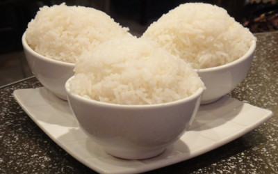 White Rice, Diabetes and the Vegan Diet