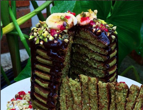 Decadent Vegan Pancakes!